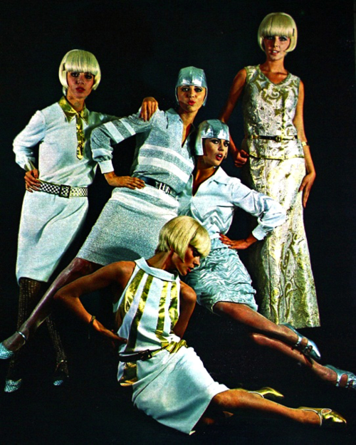 André Courrèges collection