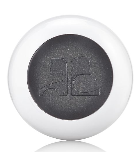 Estée Lauder Courrèges black eye shadow
