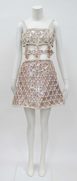 Courrèges dress, 1968