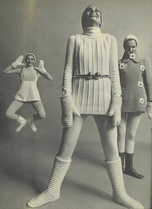 Courrèges, 1967