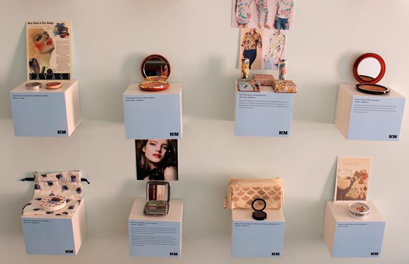 Makeup Museum summer 2015 exhibition