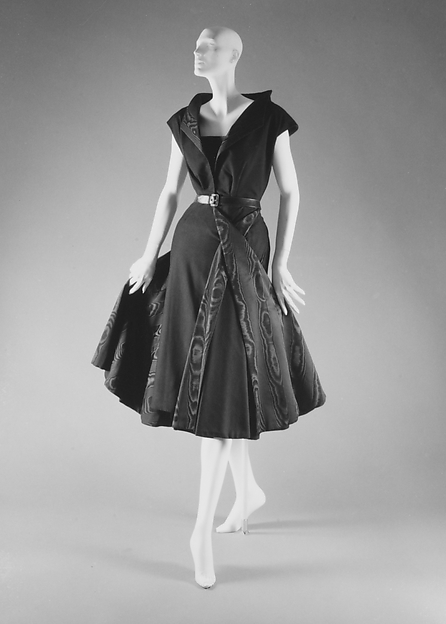 "Dior ""Moulin a vent"" dress, 1949"