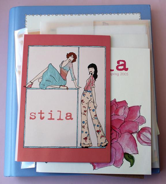 Vintage Stila memorabilia