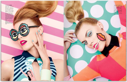Craig & Karl - Vogue Japan