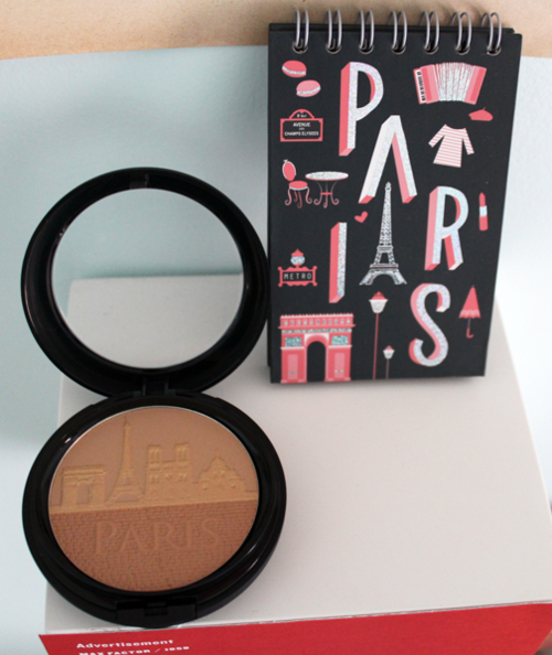 Physician's Formula Bronzer and Sephora Color Around the World palette