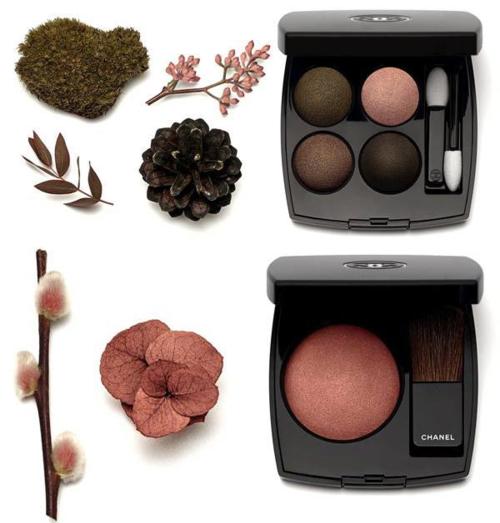 Chanel fall 2015 makeup