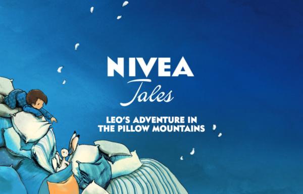 Friday fun:  Nivea Limited Edition tins