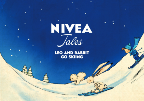 Joelle Tourlonias for Nivea