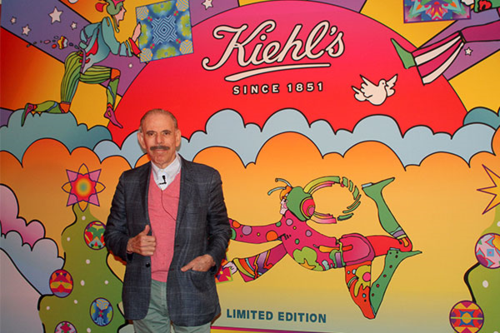Peter Max for Kiehl's