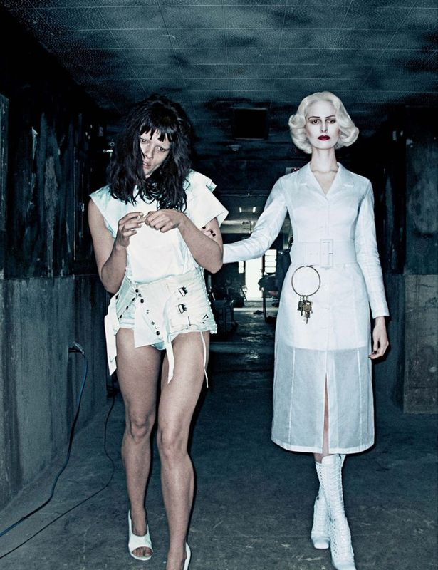 Steven Klein for Interview magazine, 2012