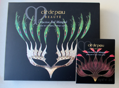 Clé de Peau holiday 2015