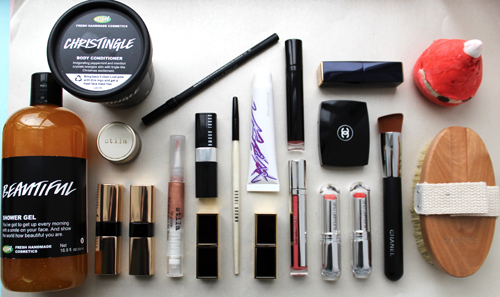 Holiday beauty haul 2015