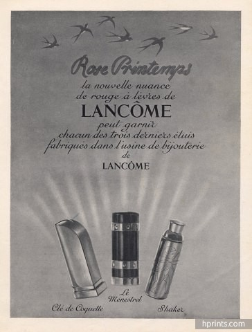 1951 Lancome ad