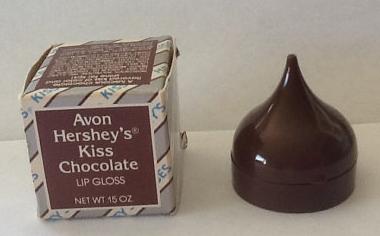 Vintage Avon Hershey's Kiss balm