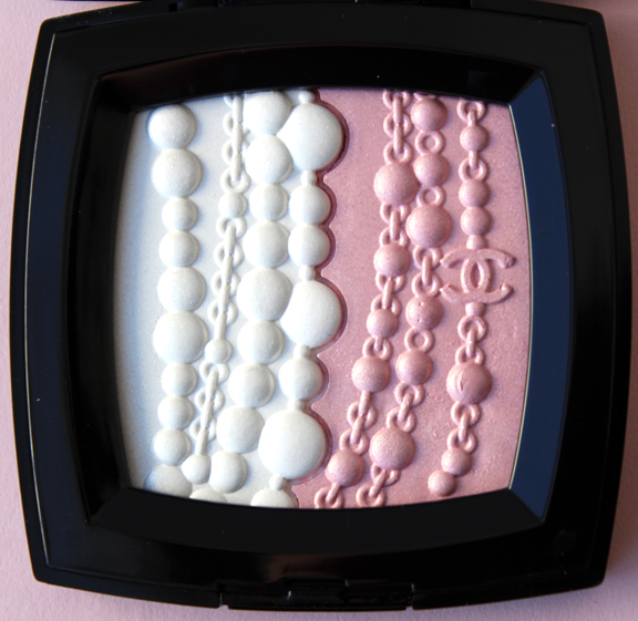 Chanel Perles et Fantasies highlighter
