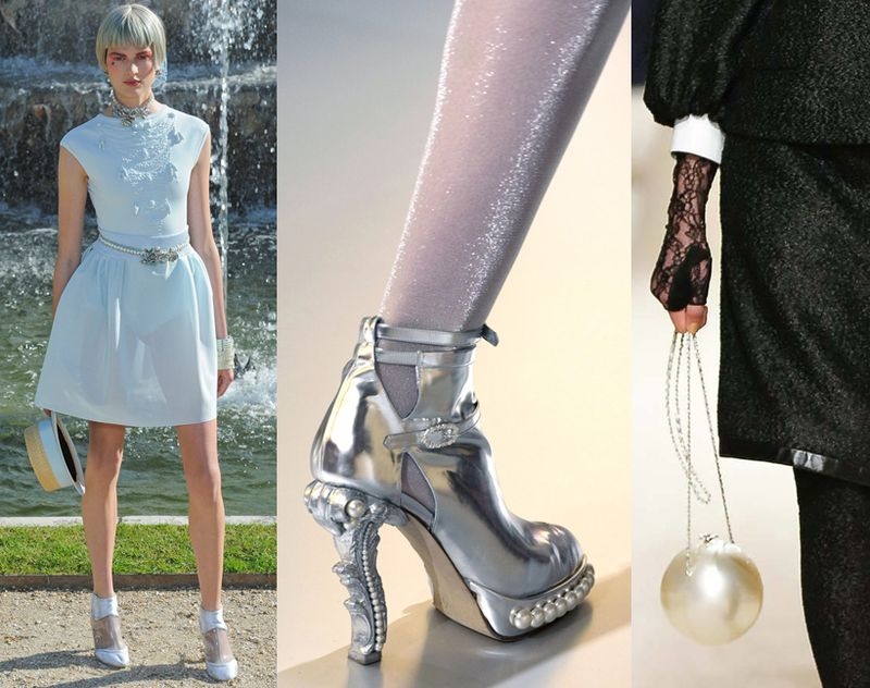 Chanel resort 2013, spring 2010 and pre-fall 2015