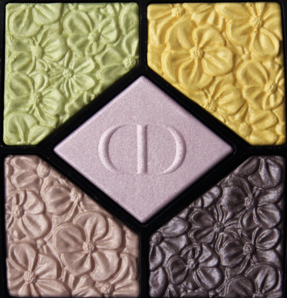 Dior spring 2016 eye shadow