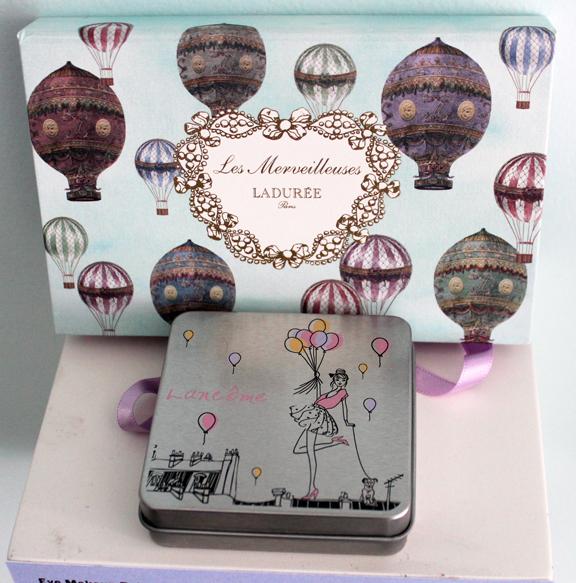 Ladurée and Lancome