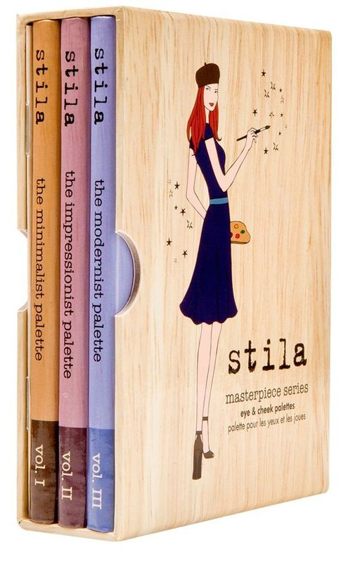 Stila Masterpiece series palettes, 2013