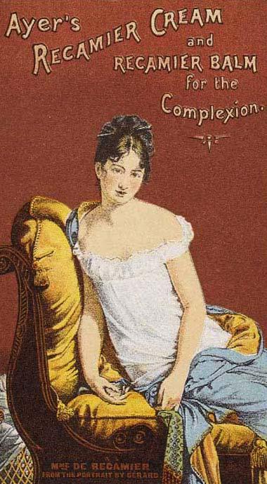 Harriet Hubbard Ayer Recamier Cream, ca. 1890s