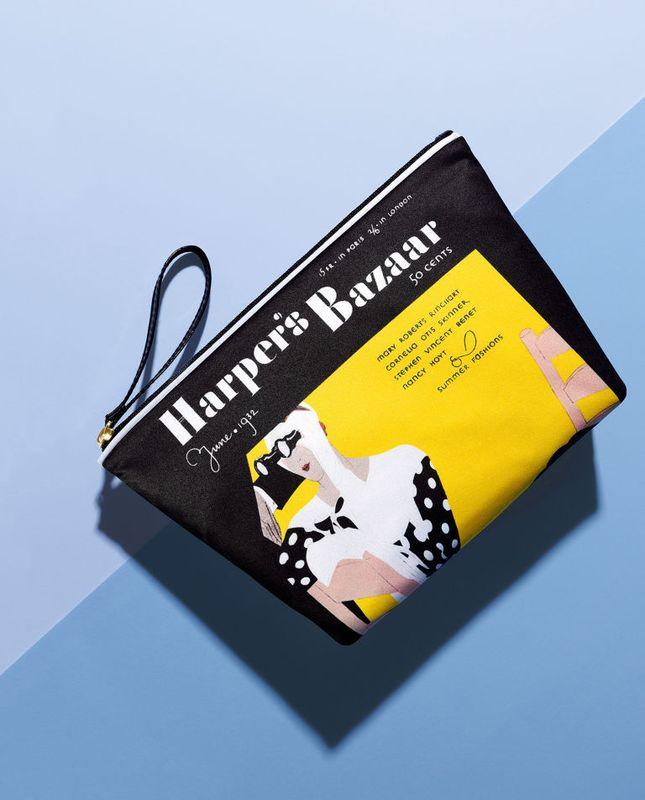 Estée Lauder Harper's Bazaar GWP bag