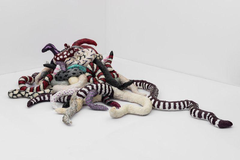 Frances Goodman, Ophiaphilia, 2014