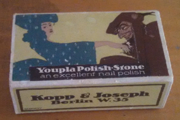 Kopp & Joseph Youpla nail buffing stone