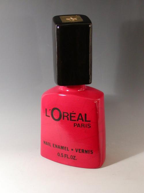 Karen Shapiro - L'oreal nail polish