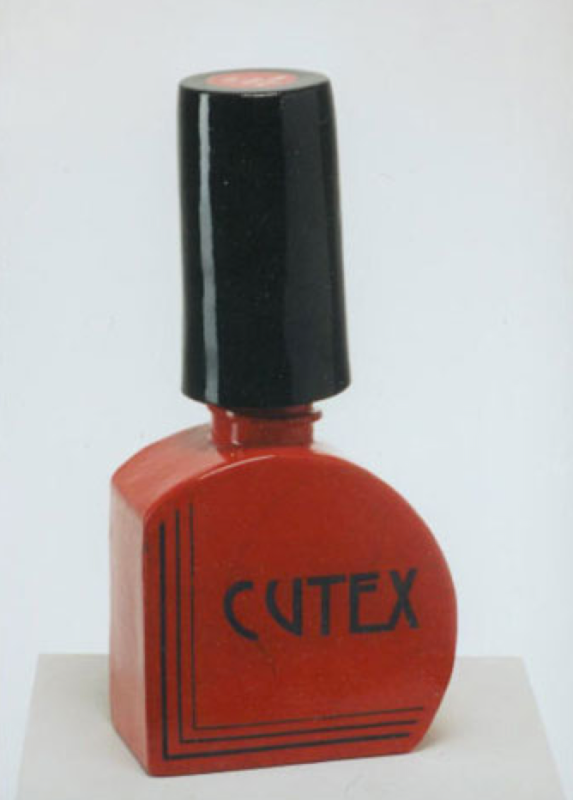 Karen Shapiro - Cutex nail polish