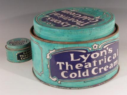 Karen Shapiro - vintage Lyon's Cold Cream