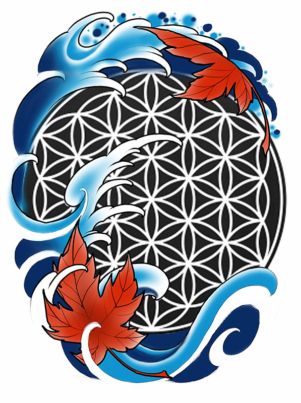 Dean Carlyle tattoo artwork