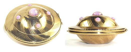 Kigu flying saucer compact