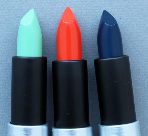 MUFE Artist Rouge lipsticks