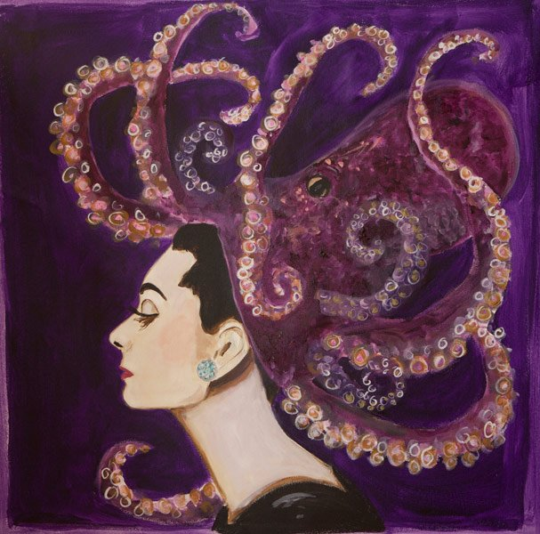Ashley Longshore, Octopus Audrey