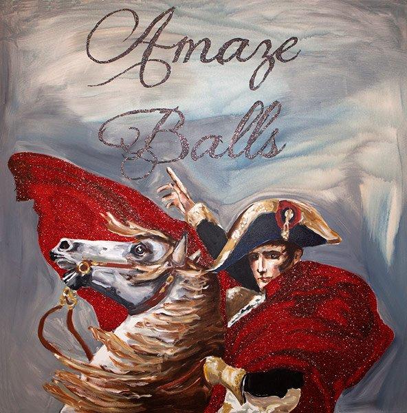 Ashley Longshore, Amaze Balls