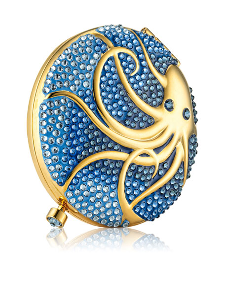 Monica Kosann for Estée Lauder - Intuitive Octopus compact