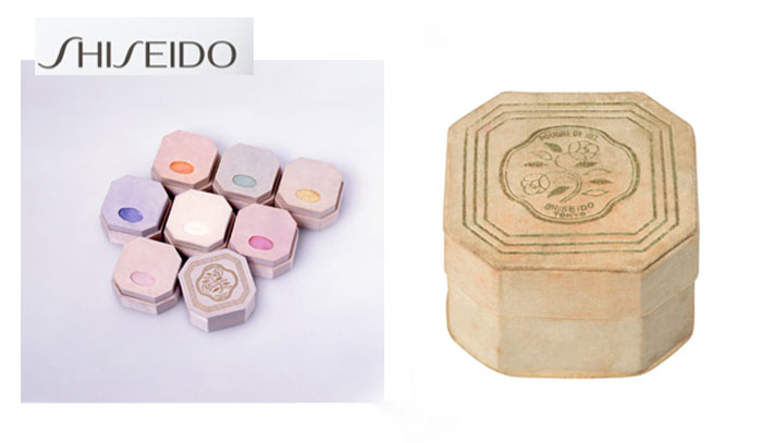 Shiseido vintage rainbow powders