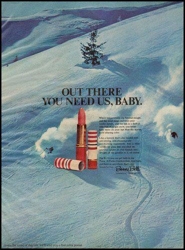 Bonne Bell ad, 1969