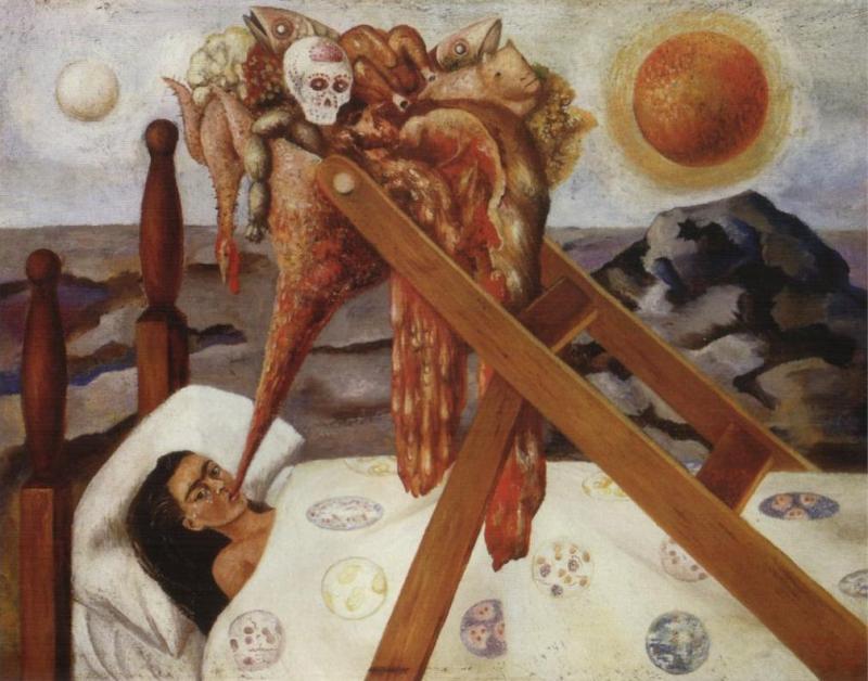 Frida Kahlo, Without Hope, 1945