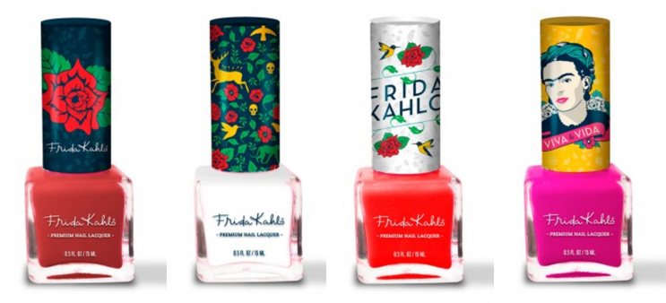 Republic Nail Frida Kahlo polishes