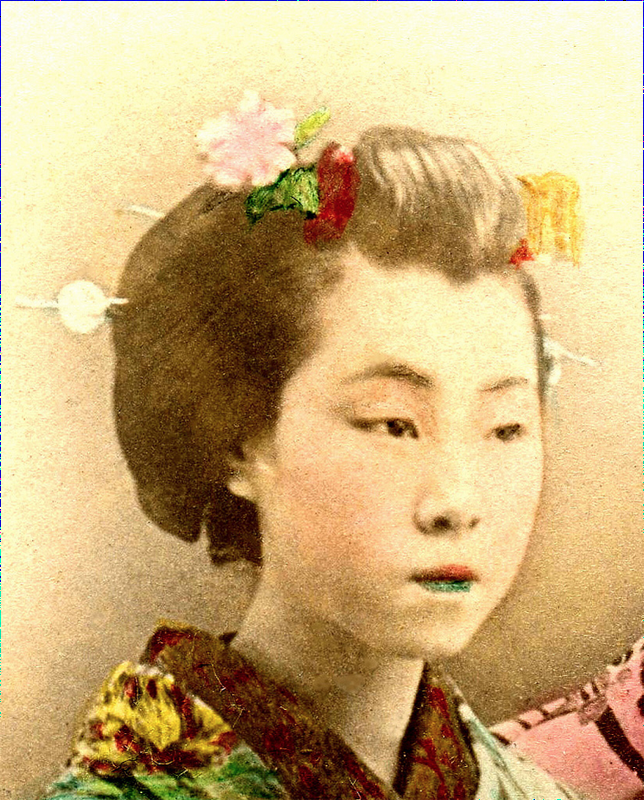 Sasabeni, ca. 1880s