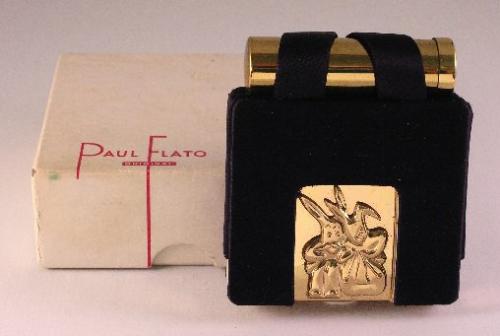 Paul Flato bunny compact