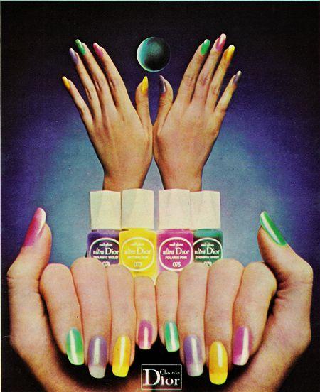 1972 Dior ad