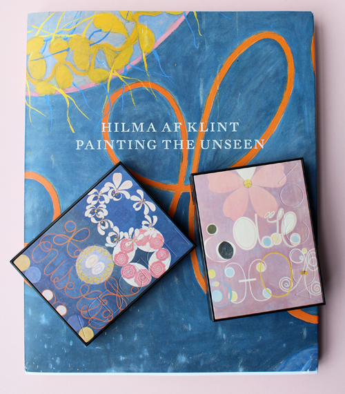 Addiction Hilma af Klint compacts
