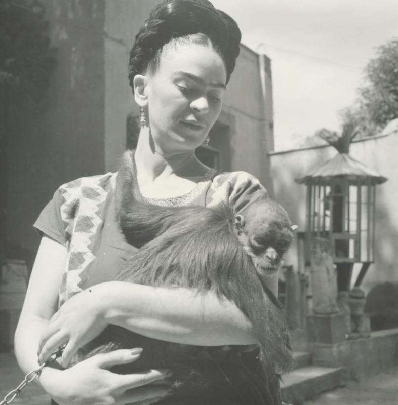 Frida Kahlo, 1943