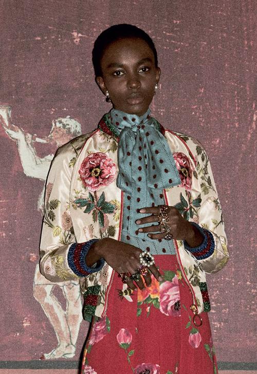 Gucci pre fall 2016
