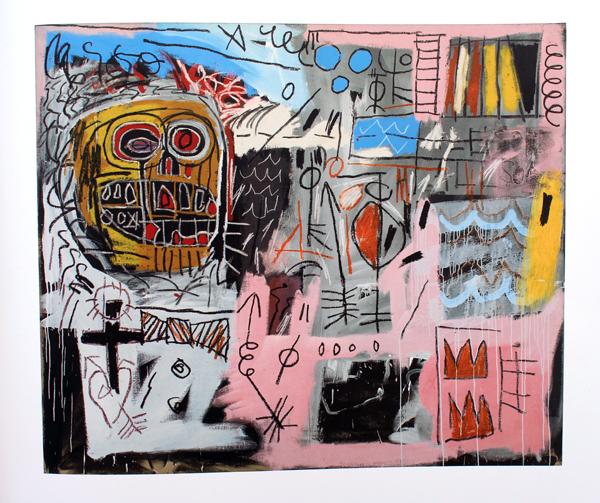 Jean-Michel Basquiat, Untitled, 1982