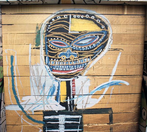 Urban Decay x Basquiat vault