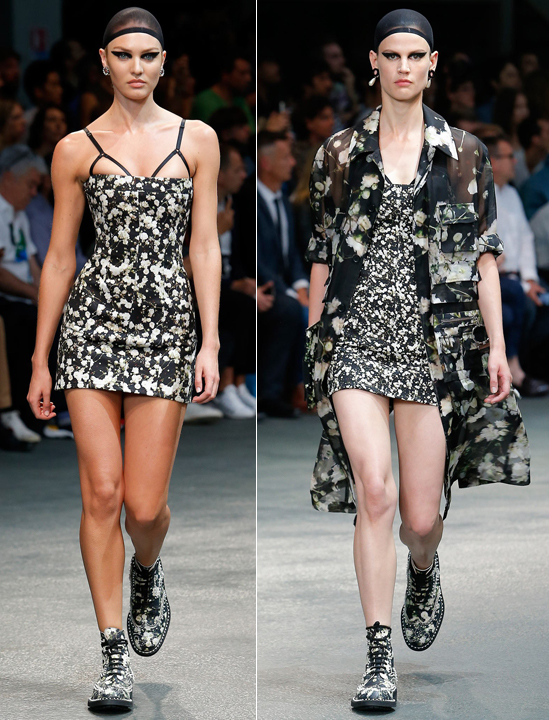 Givenchy spring/summer 2015