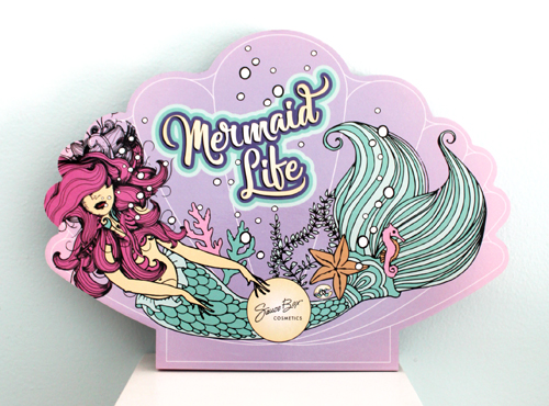 Saucebox Mermaid Life palette